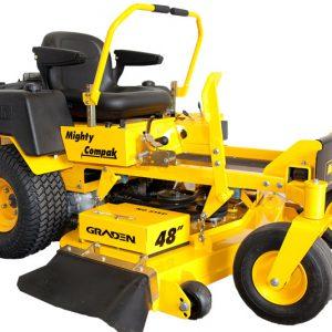 Scag Turf Tiger Zero Turn Lawn Mower - Mighty Mowers